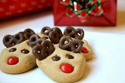 Bakergirl Reindeer Cookies