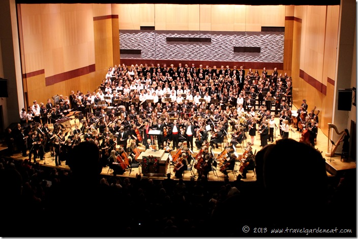 Duluth East High School's Holiday Concert