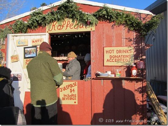 Julebyen Hot Drinks