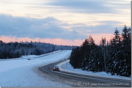 Northern Minnesota's Highway 61 Expressway