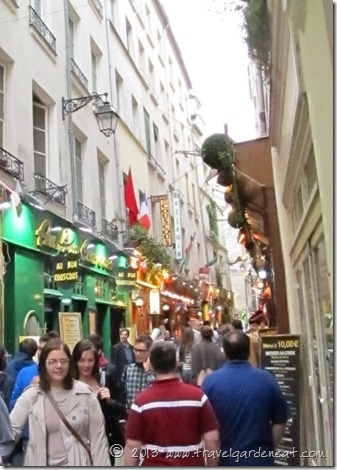 Paris' Latin Quarter