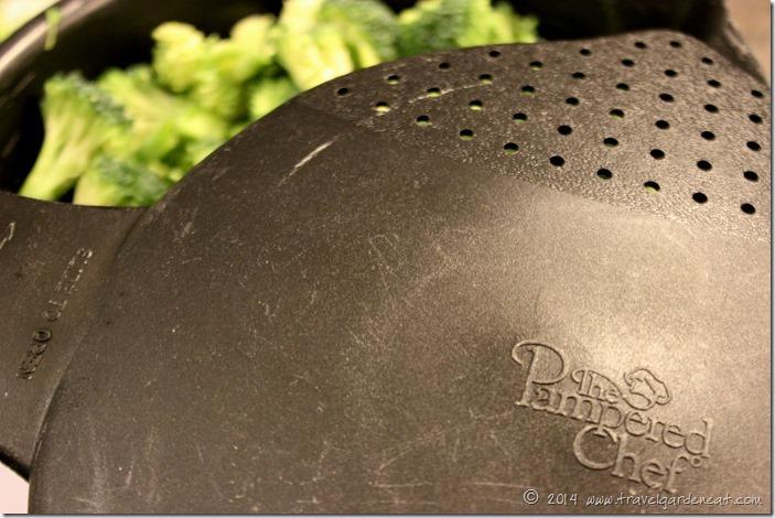 Broccoli steamer