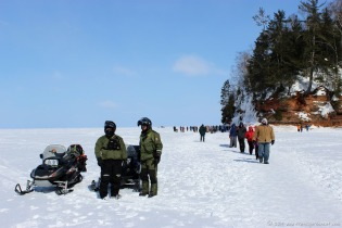 Apostle Islands NPS Rangers