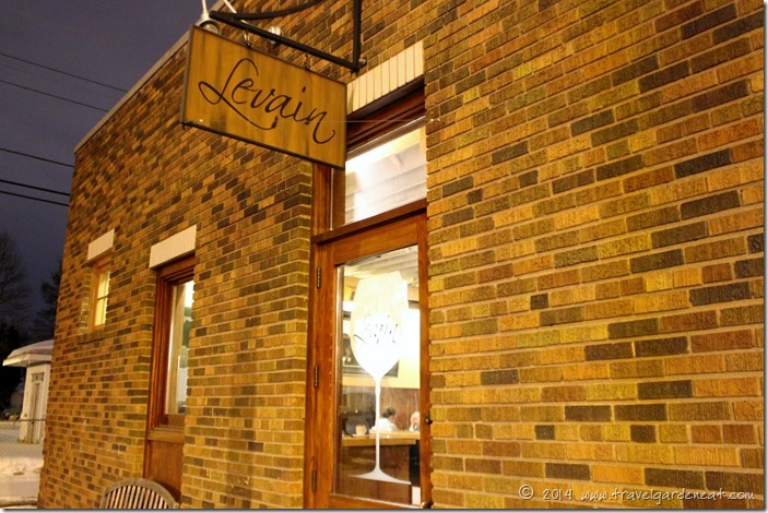 Cafe Levain in South Minneapolis