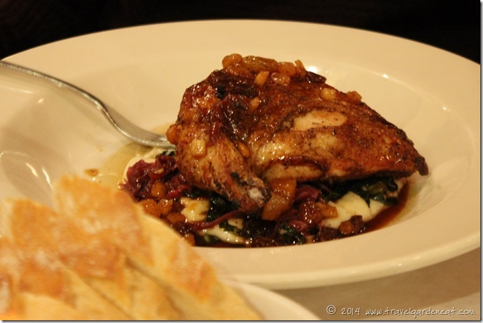 Cafe Levain's Roasted Chicken