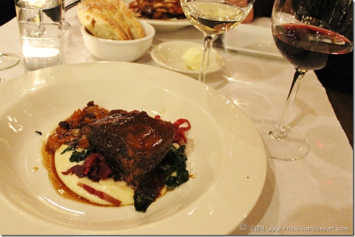 Cafe Levain's Short Ribs