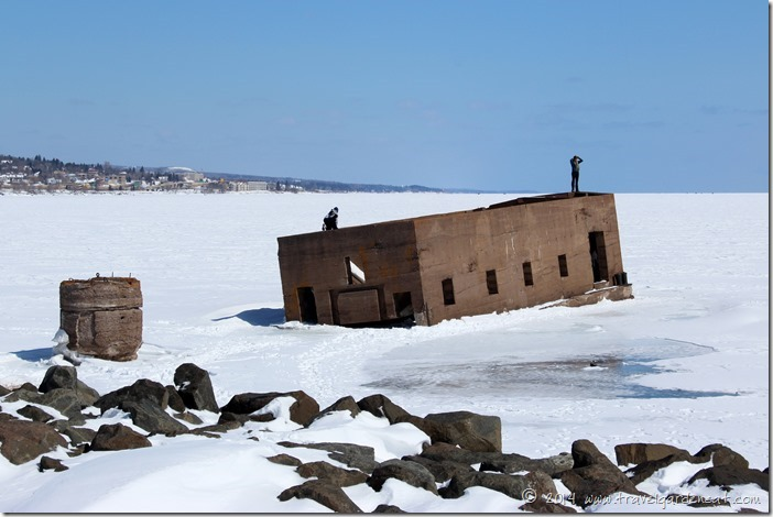 The Cribs on Lake Superior