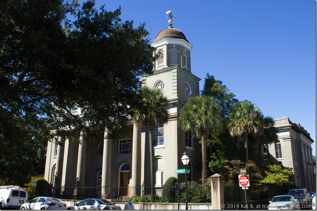 First Scots Presbyterian Church, Charleston, SC