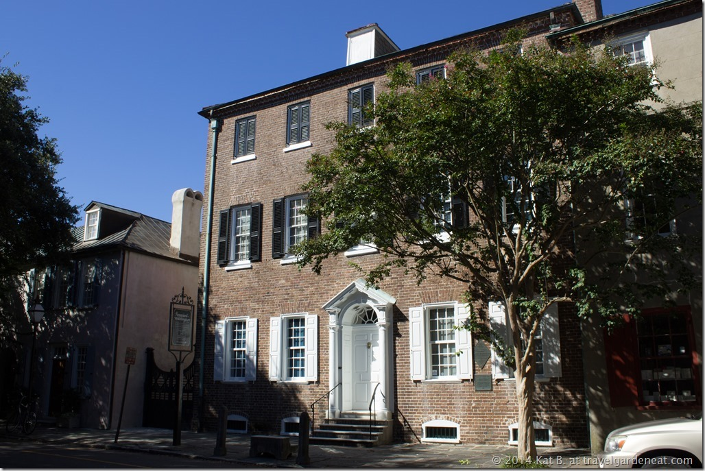 Charleston's Heyward-Washington House