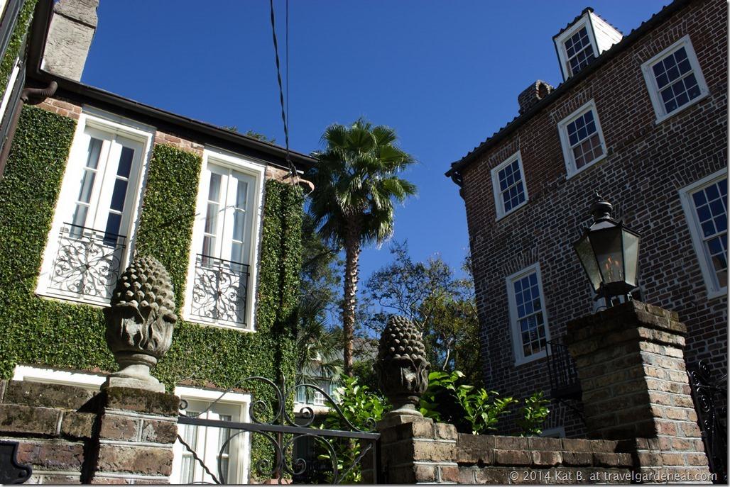 Charleston street scenes