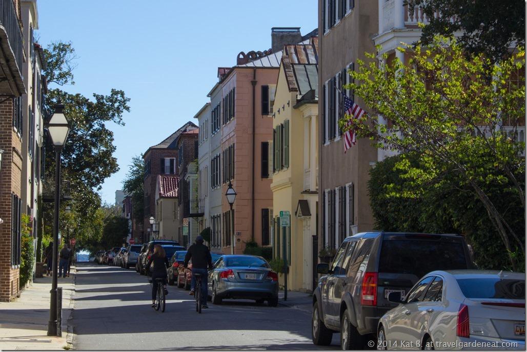 Charleston , South Carolina street