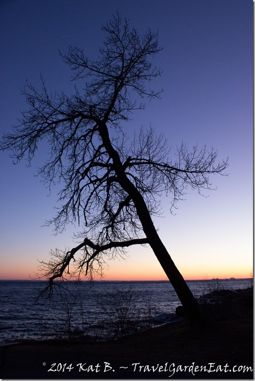 New Year's Eve on Brighton Beach ~ Lake Superior