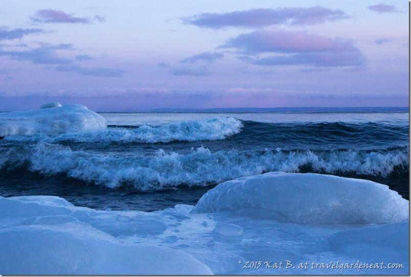 Rolling Waves of Lake Superior