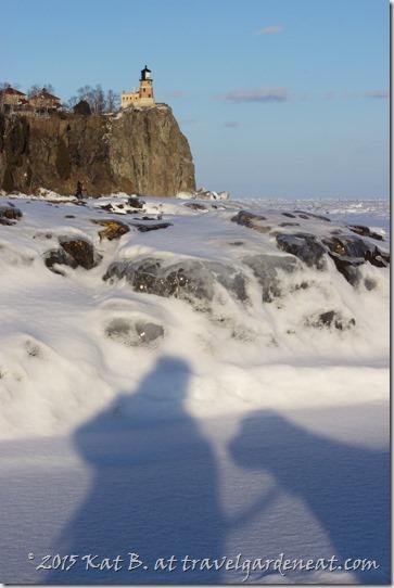 Silhouettes by Split Rock