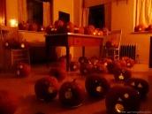 Classic Halloween orange