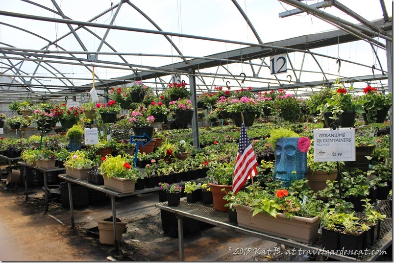 Byrns Greenhouse of Zim