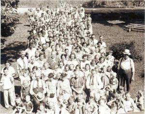 1939 Brody family reunion