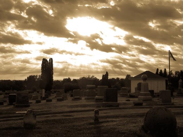 Urbana Cemetery - Urbana, Iowa