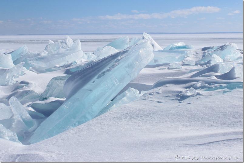 Beautiful monochrome on Lake Superior