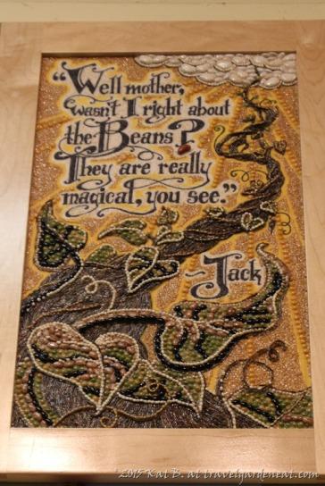 Crop Art Fairy Tales