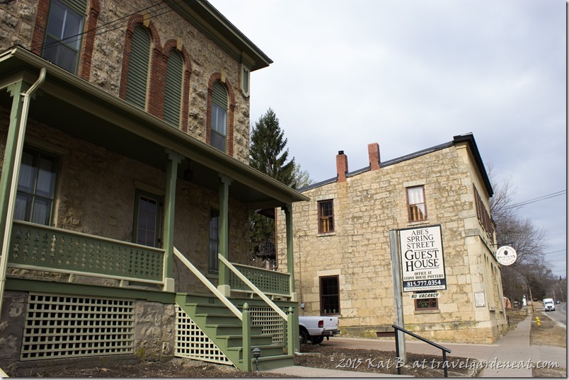 Abe's Spring Street Guest House ~ Galena, IL