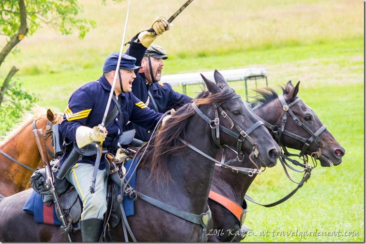 Cavalry Union Charge 20160703 1