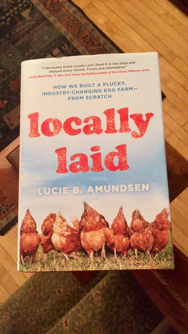 Locally Laid, the book