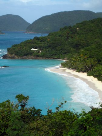 Trunk Bay ~ St. John, USVI
