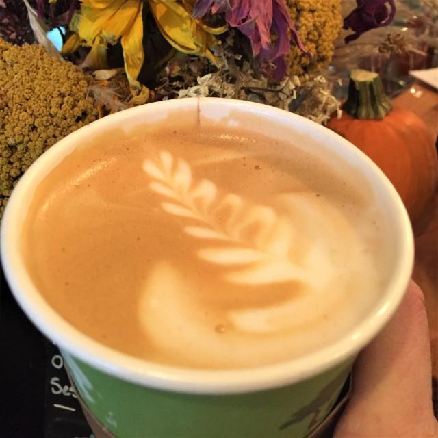 Cafe Latte Artistry