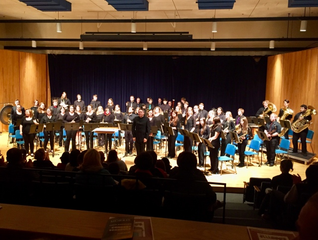 University of Minnesota-Morris Symphonic Winds