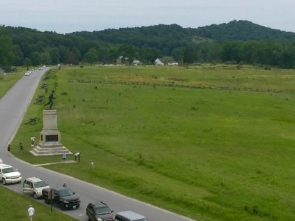 Hancock Avenue at Gettysburg