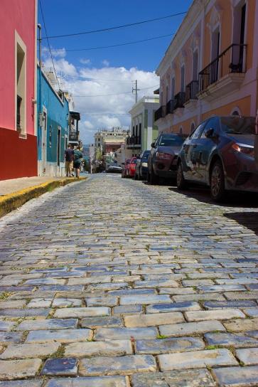 Streets of Old San Juan
