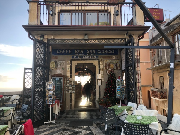 Caffe Bar San Giorgio in Castelmola
