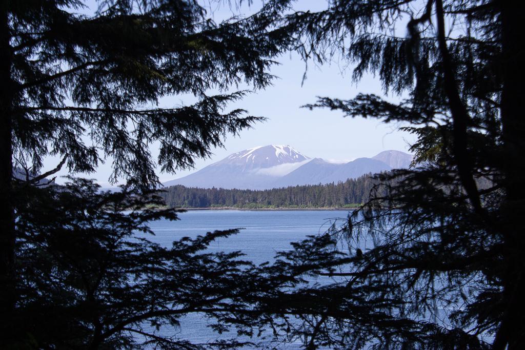 Mt. Edgecumbe, Sitka, AK